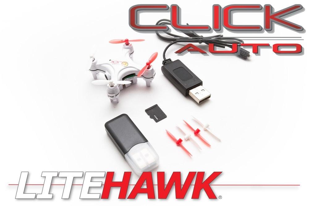 LITEHAWK - CLICK AUTO