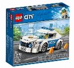 LEGO CITY - LA VOITURE DE PATROUILLE DE LA POLICE