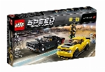 LEGO SPEED CHAMPIONS - DODGE CHALLENGER & CHARGER